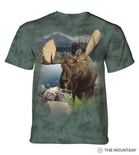 Monarch of the Forest T-shirt | The Mountain®